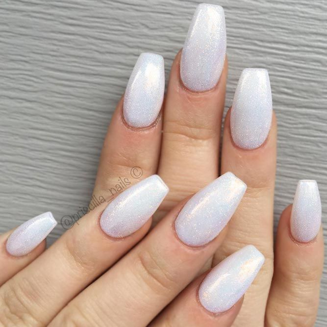 Hot Color Shades to Stay Fashionable with Ballerina Nails ...