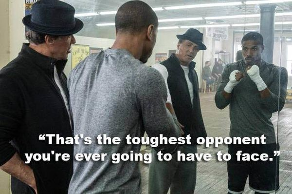 Creed Quotes Custom Image Result For Creed Movie Quotes Httpswww.musclesaurus