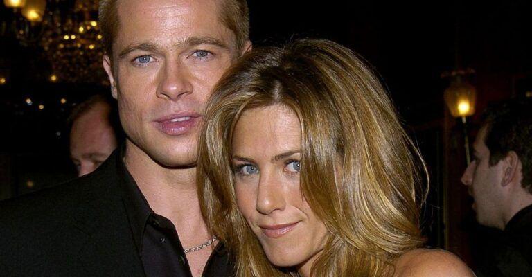 Is Jennifer Aniston Or Brad Pitt Has Higher Net Worth In 2020 Brad Pitt And Jennifer Brad Pitt Jennifer Aniston