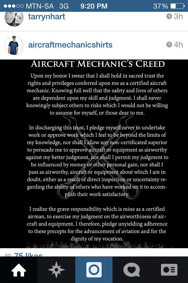 1956 Us Air Force Aircraft Mechanics Creed Airman Recruiting Recruitment Ad Challenge Coins And