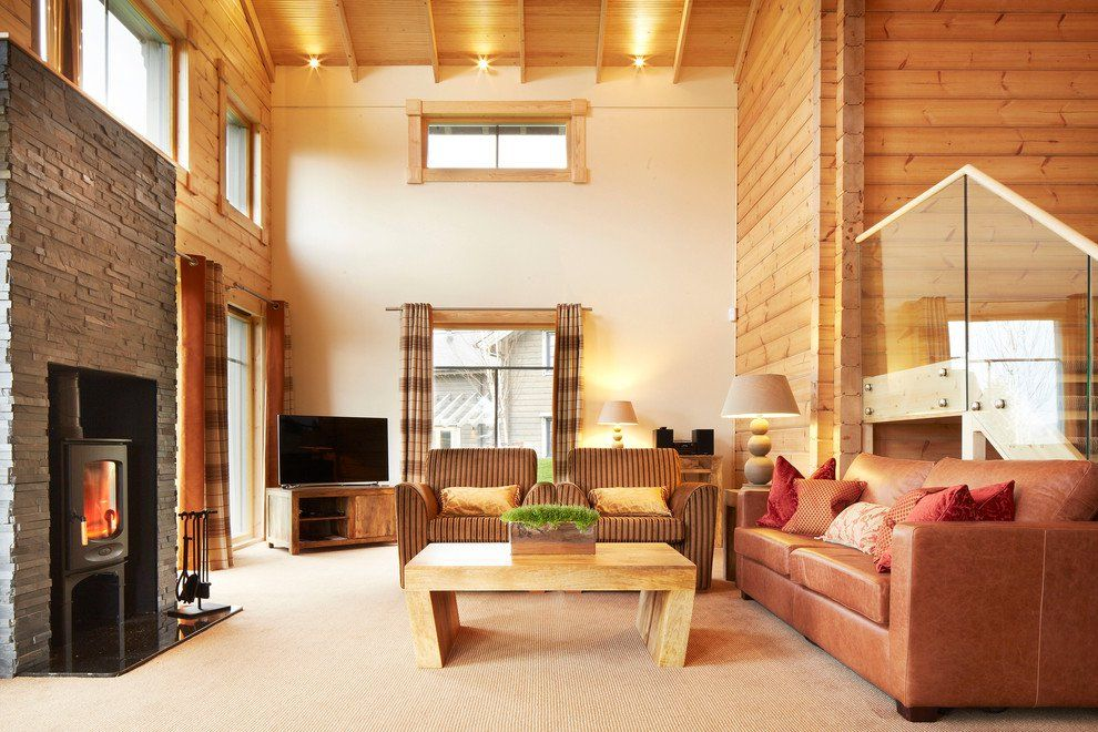 15 Incredible Rustic Living Rooms To Get Ideas From Ideas