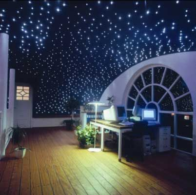 star ceiling room!  Always wanted this