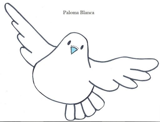 Imagenes De Palomas Para Dibujar Faciles Imagui Palomar Dibuj