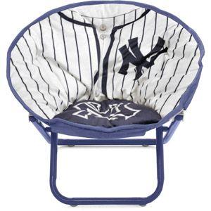 Delightful MLB New York Yankees Saucer Chair