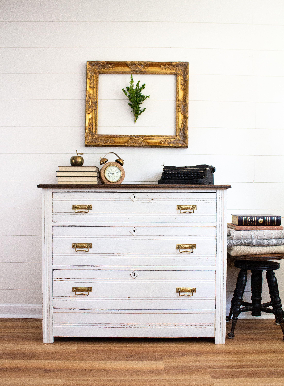 36++ White farmhouse dresser model
