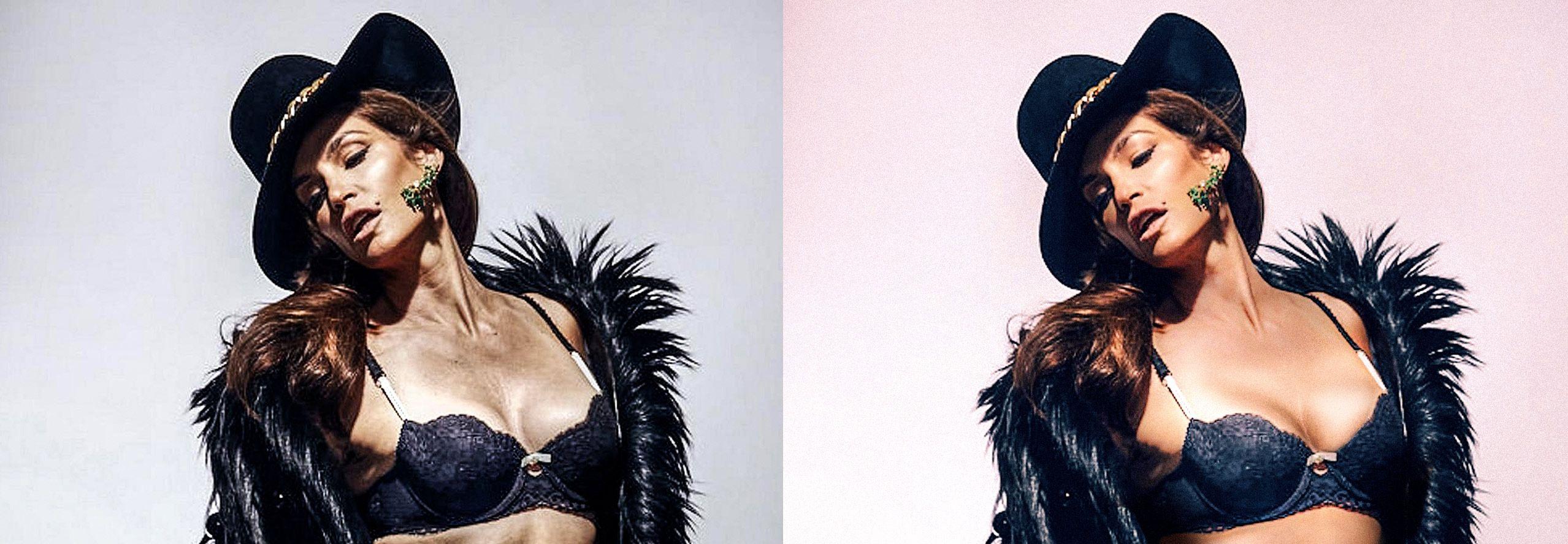 48 ans et non retouchée : cette photo de l'ancien mannequin Cindy Crawford fait parler