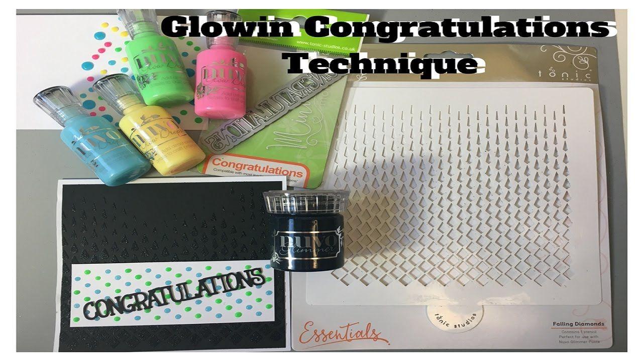 Glowin Congratulations
