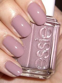 Essie Ladylike is from 2011 Fall collection. HonestlyI think this color has became the new trendy nailcolor for fall in the past 12 months...