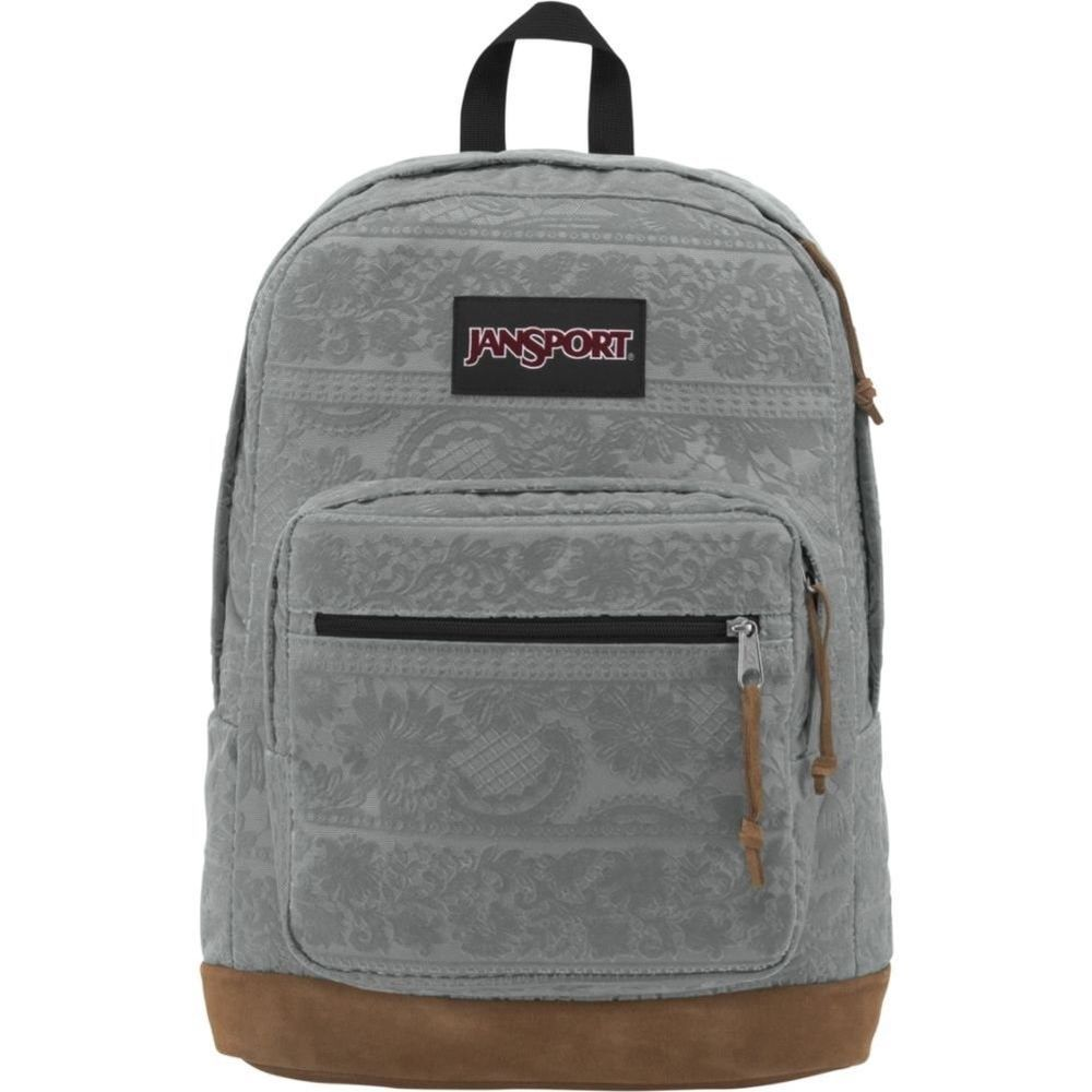 8bec97ae62 (One Size Shady Grey Lace Flock) - JanSport Right Pack Expressions Backpack  (eBay Link)