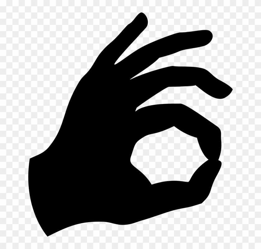 Pin By Zakiyah Malik On Ahlan Wa Sahlan Ok Hand Sign Clip Art Emoji Clipart