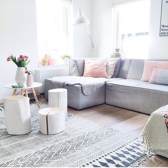 10x een roze interieur | Pinterest