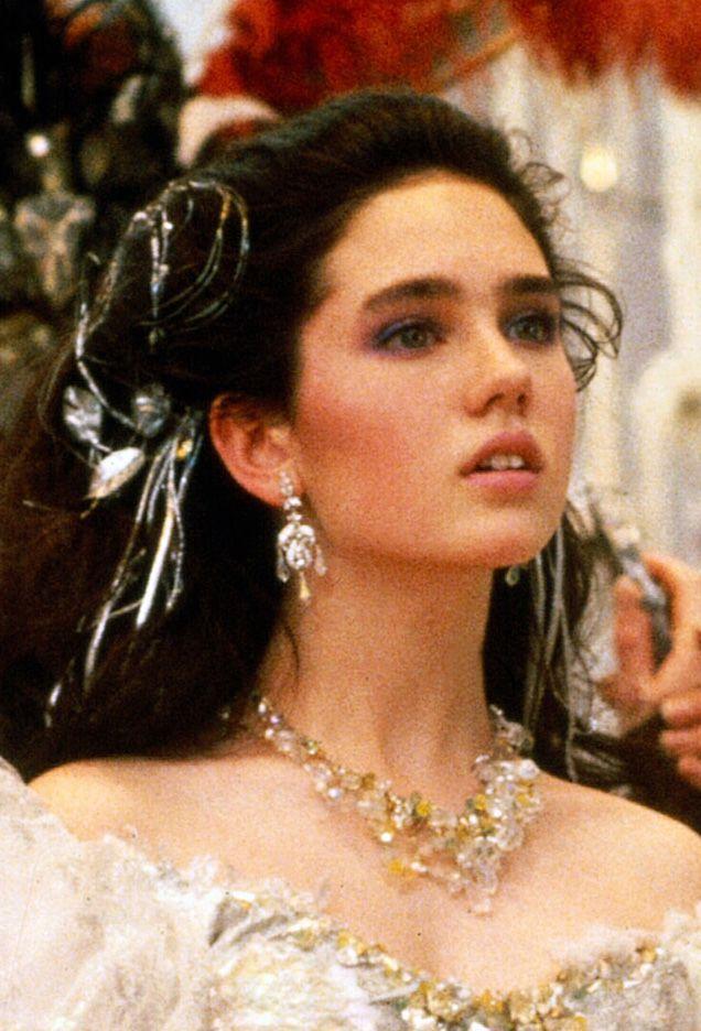 Sarah, The Labyrinth, Ballroom scene. Love the whimsy of ... Labyrinth 1986 Sarah
