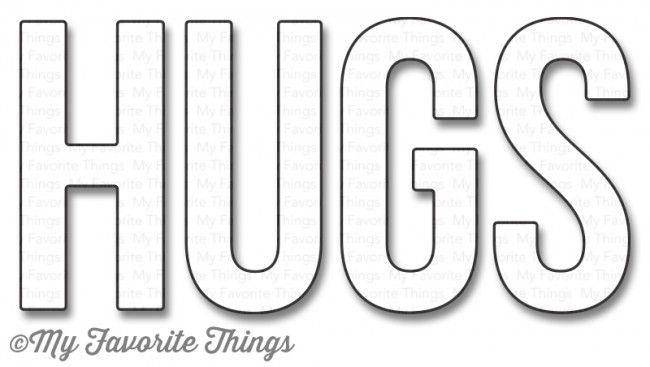 Die-namics Big Hugs