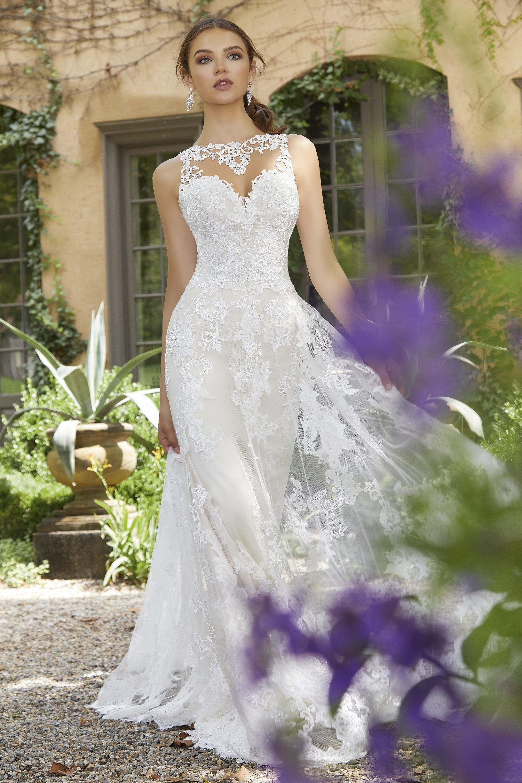 Morilee wedding dresses from our Secret Garden SS19 Blu