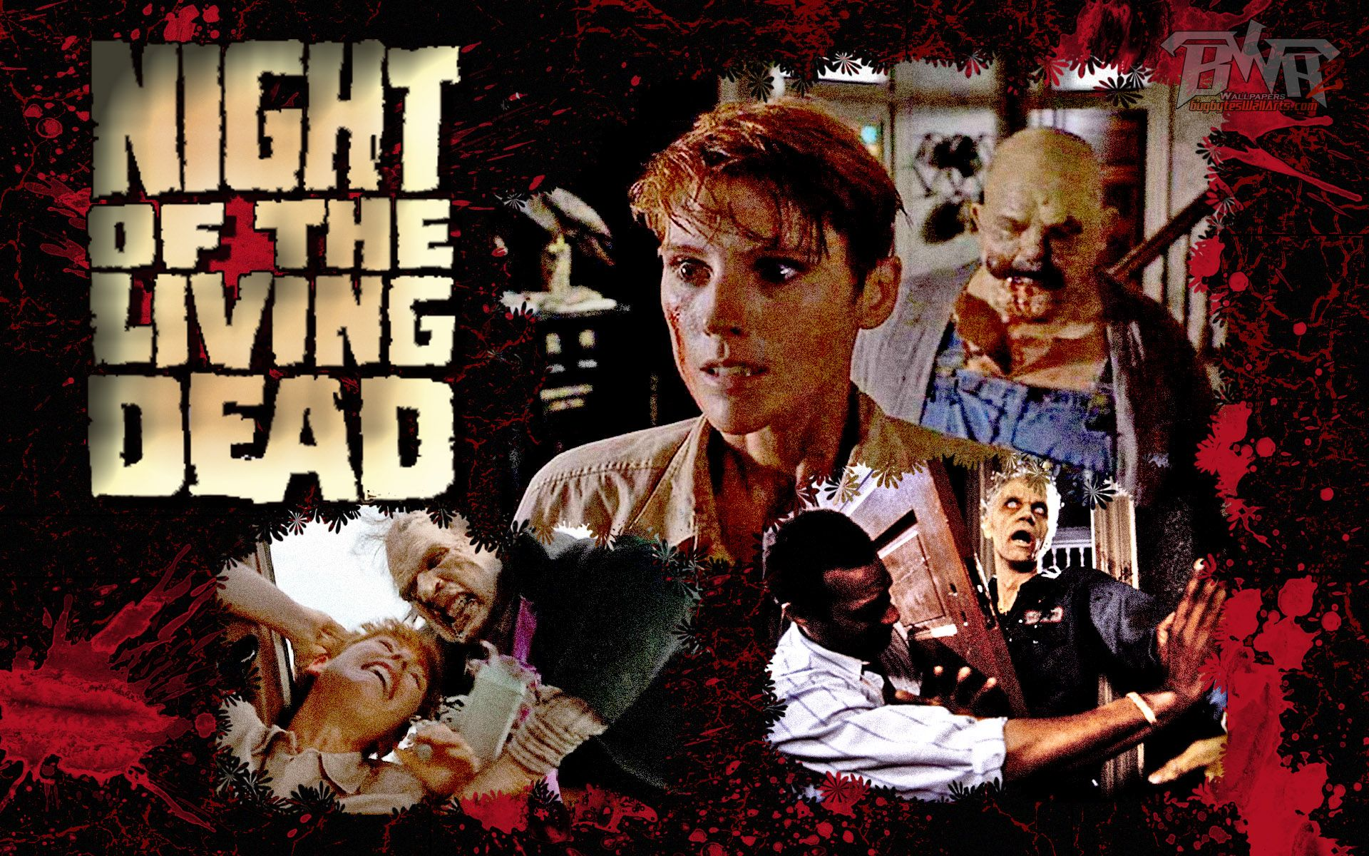 Night Of The Living Dead Wallpapers For Ios Horror Movie
