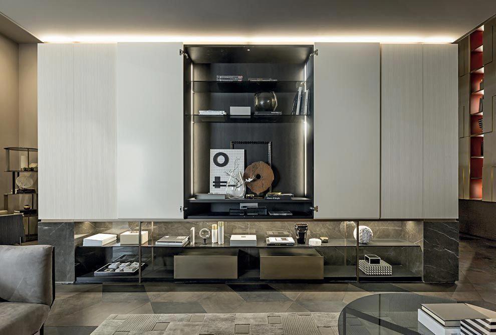 Glass Shelves For Kitchen Cabinets #GlassShelvesUnit ...