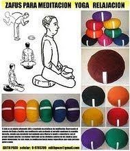 Como hacer un zafu asiento cojin para meditar tutoriales - Hacer meditacion en casa ...