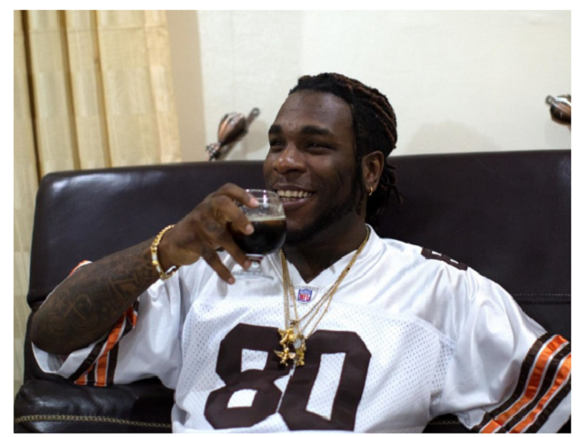 """My manhood is my most prized possession"" Burna Boy"
