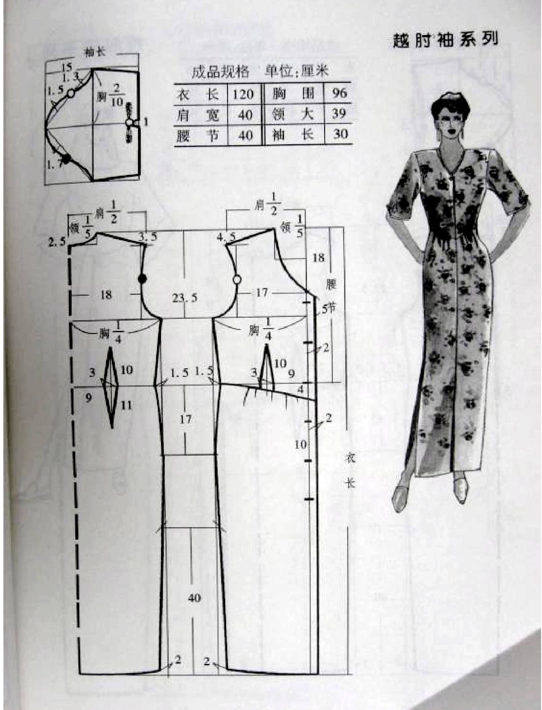 Cheongsam dress design and tailoring | Pattern | Pinterest | 1960er ...