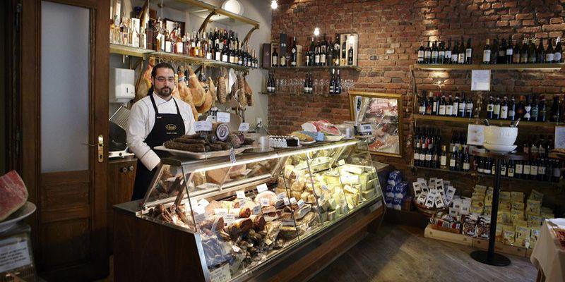 Gourmet food store interior gourmet recipes gourmet