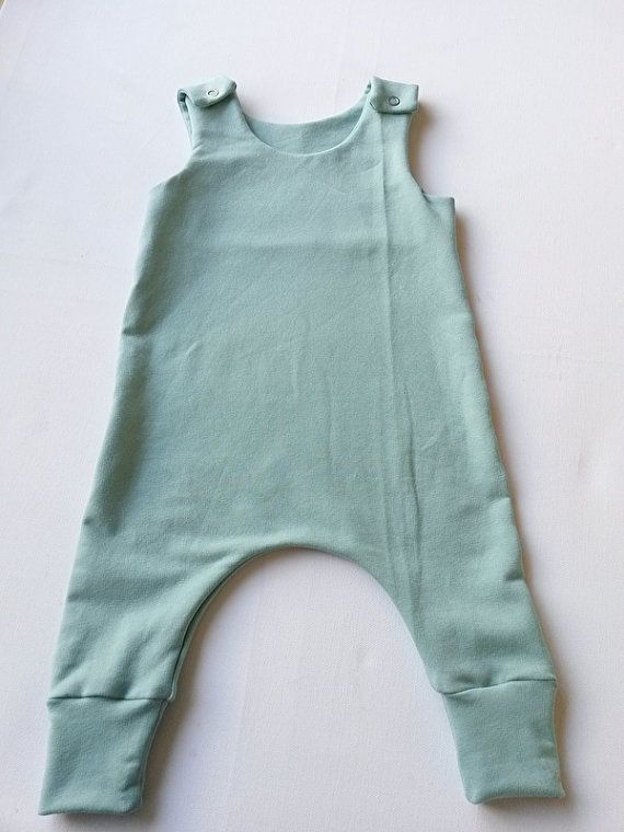 a457a11a6bf3 baby harem romper   harem jumpsuit Overall Baby boy girl one piece  Available in size  0-3 months - 5 6 years Material  summer sweat