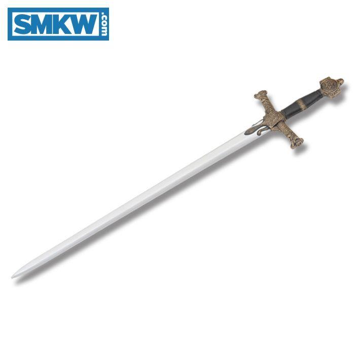 34-Inch BladesUSA E503-PP Martial Arts Polypropylene Training Medieval Sword