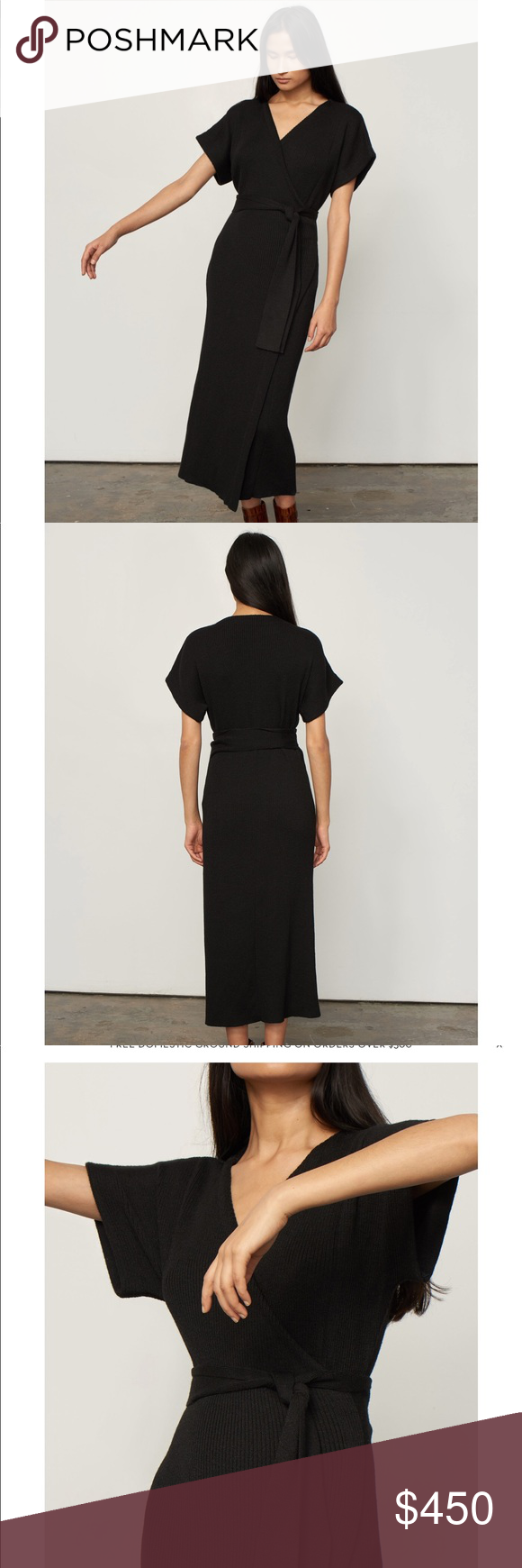 faa21e0c250 Mara Hoffman  Joss  Sweater Dress Perfect condition. Worn only once. I may  even still have the tags somewhere. Still selling for full price on Mars  Hoffman ...