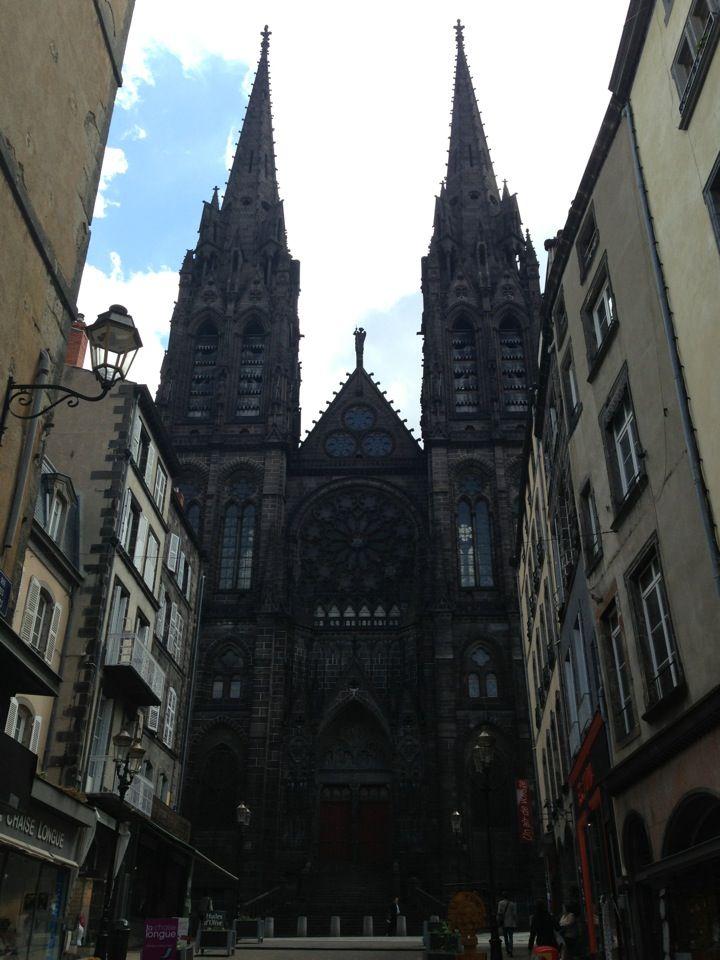 Clermont-Ferrand à Auvergne