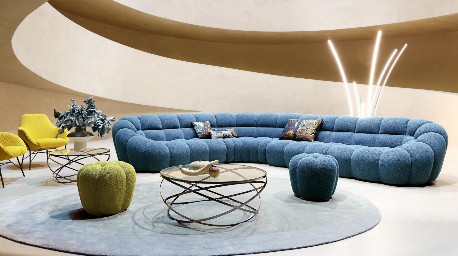Perspective Corner Composition Roche Bobois In 2020 Furniture Design Quality Furniture House Styles