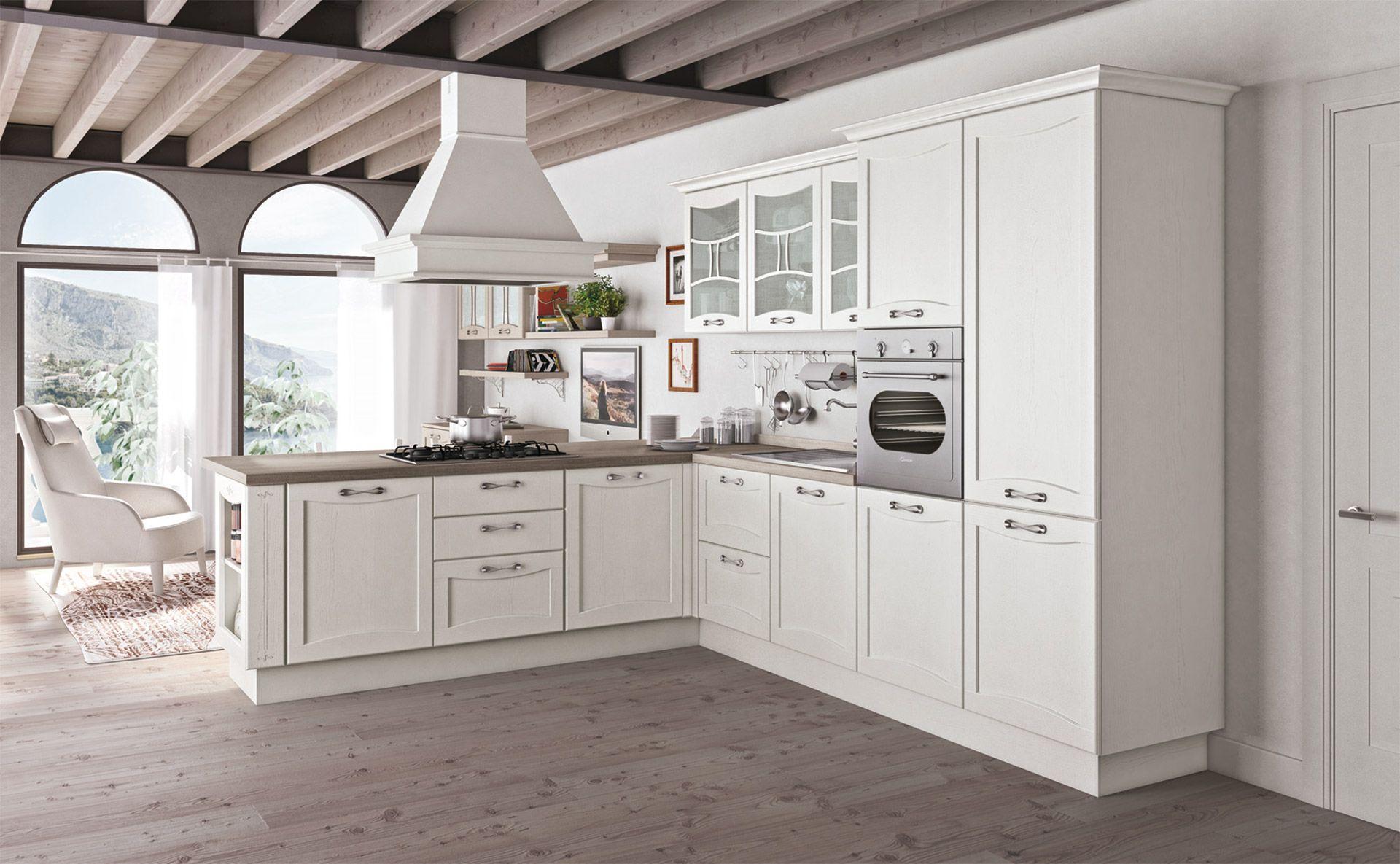 Cucina Aurea Cucine Classiche Creo Kitchens (con