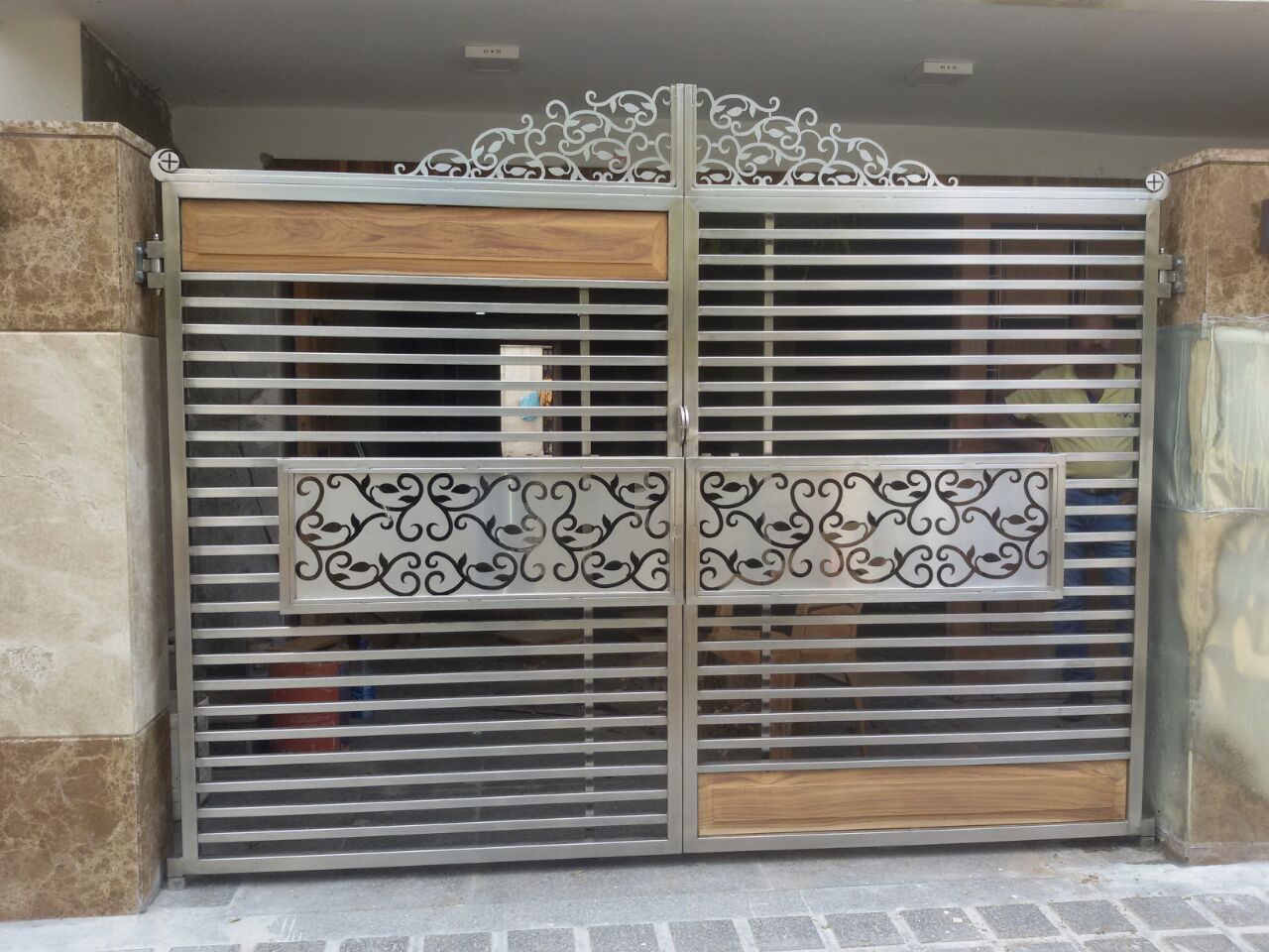 Forget Design Cnc بحث Google نوافذ وابواب Iron Gate
