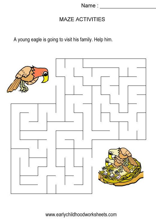 17 Best images about mazes on Pinterest | Maze, Counting to 20 and ...