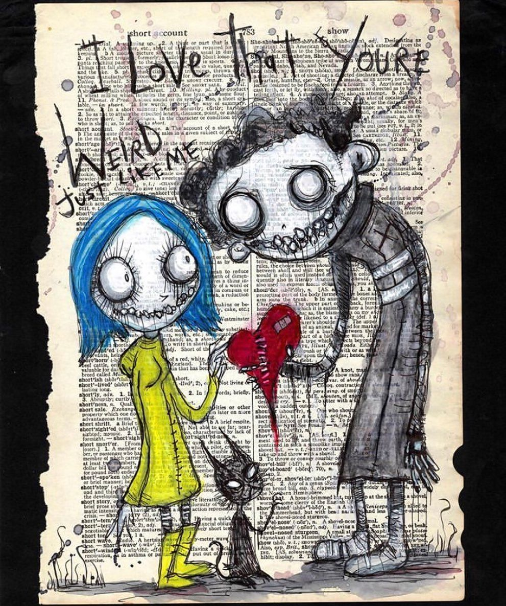 Pin By Space Alien On Nueva Casa In 2020 Coraline And Wybie Coraline Creepy Art