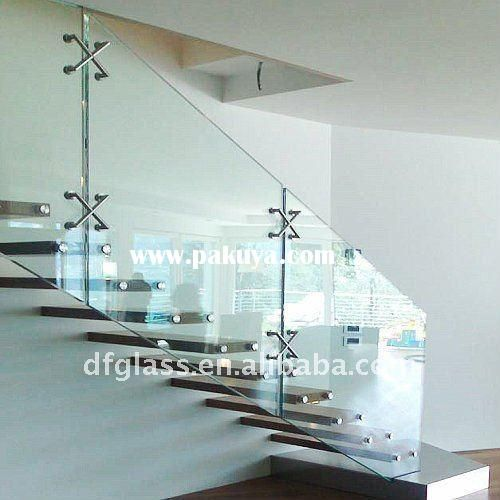 Glass Railing, Glass Stairs, Railing