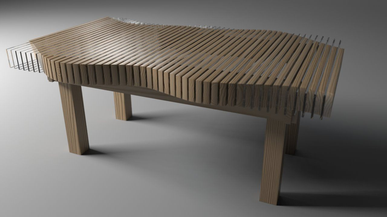 Gentil Cool Wood Tables Klcvbl Touquettois