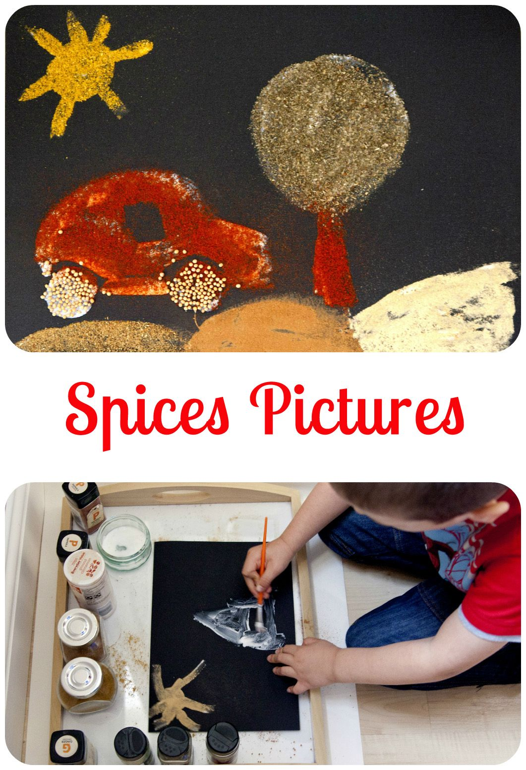 Exploring Spices And Creating Spices Pictures
