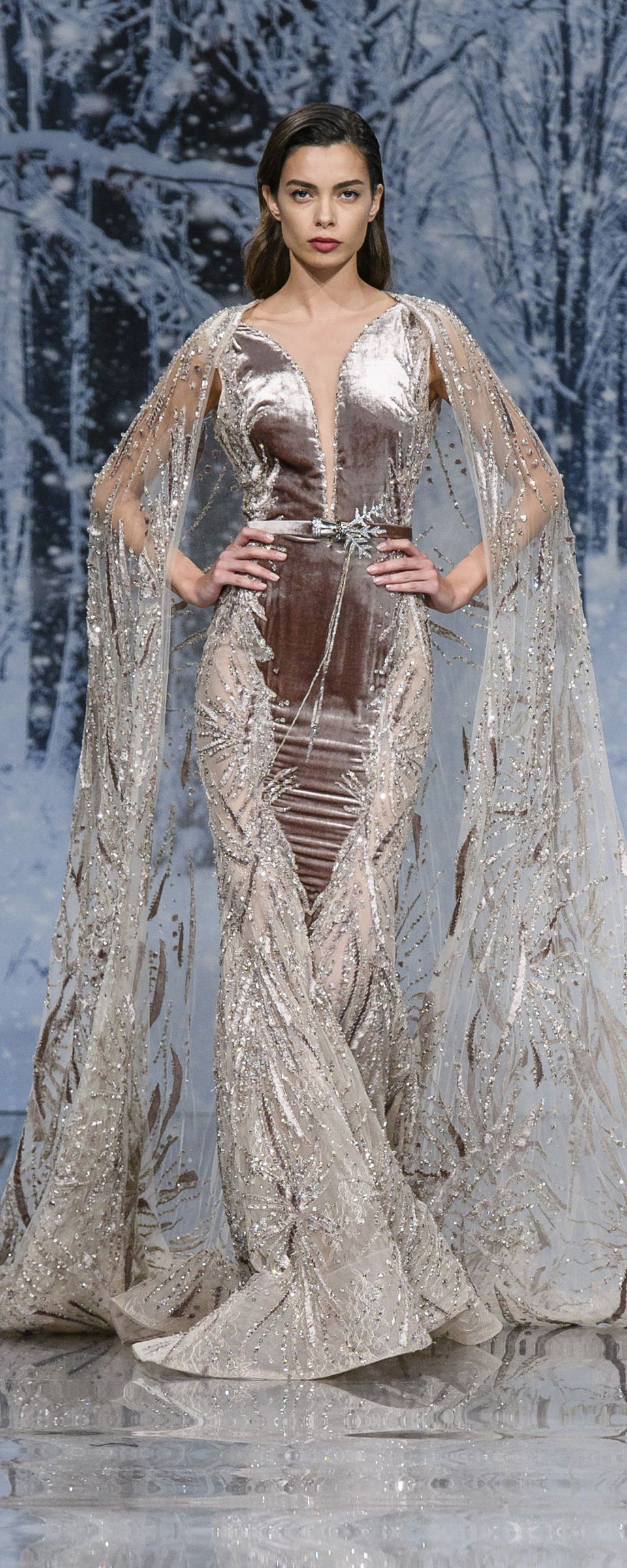 Ziad nakad automnehiver haute couture winter