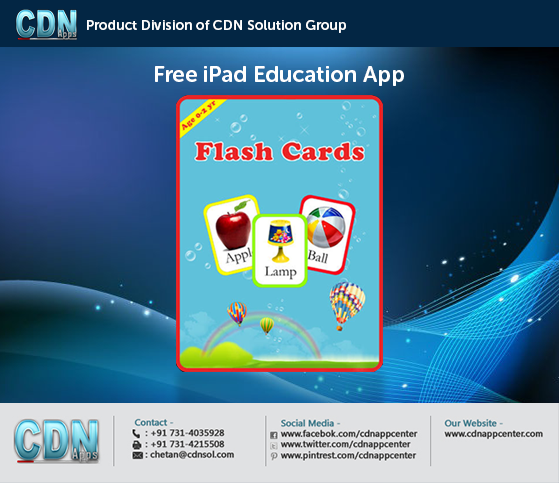 Flash Card Age 02 is a very popular and interesting iPad