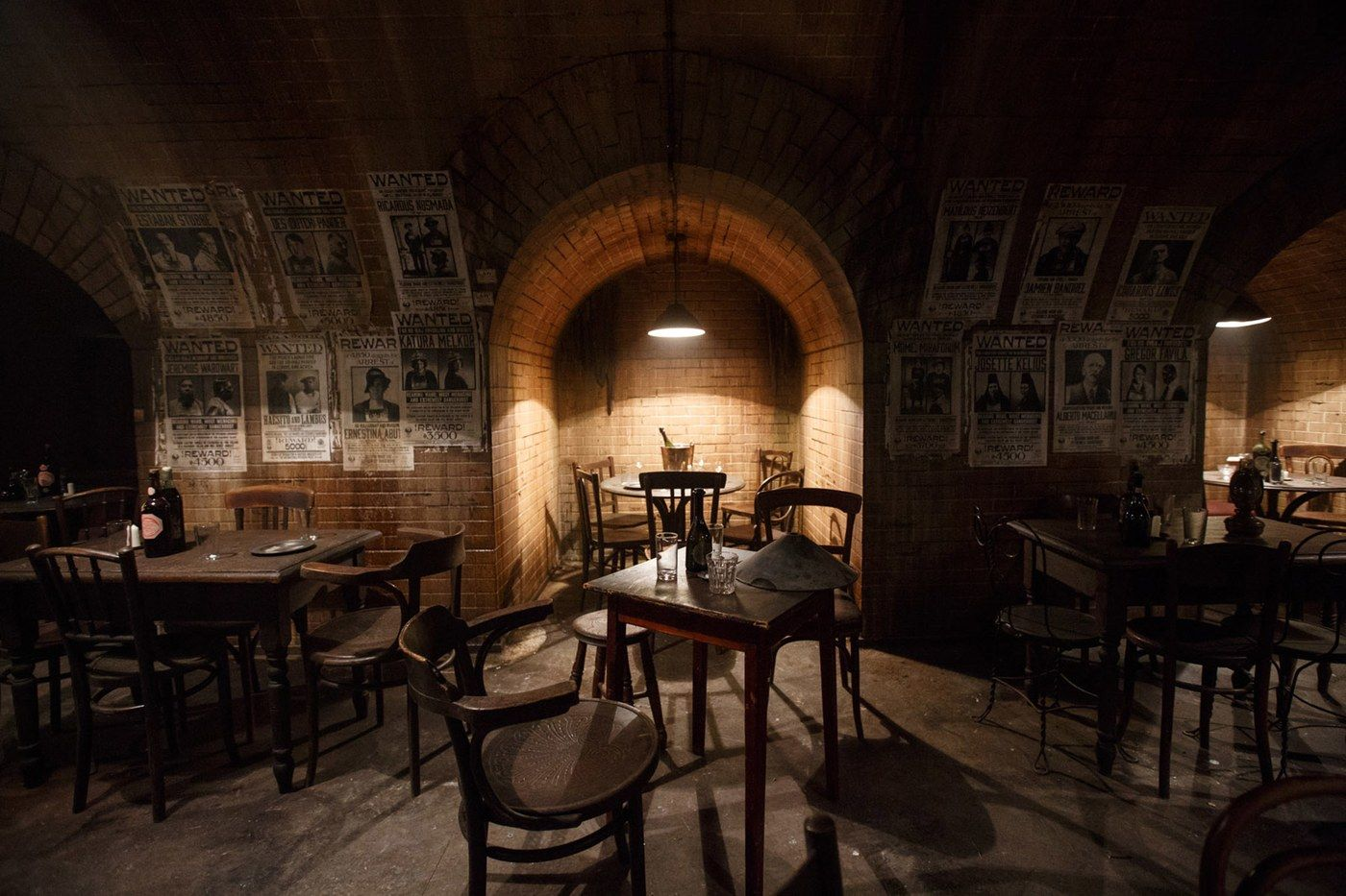 The Blind Pig, Fantastic Beasts | Harry Potter Production Design ...