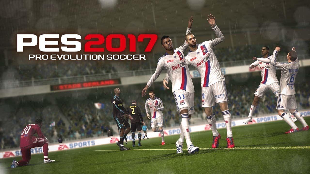 Pes 2017 Metz vs Lyon Ligue 1 Highlights