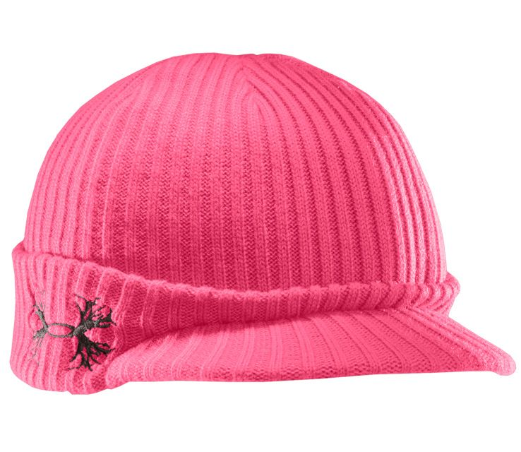 1d11edfb8e5 Womens Under Armor Brimmed beanie...pink or black
