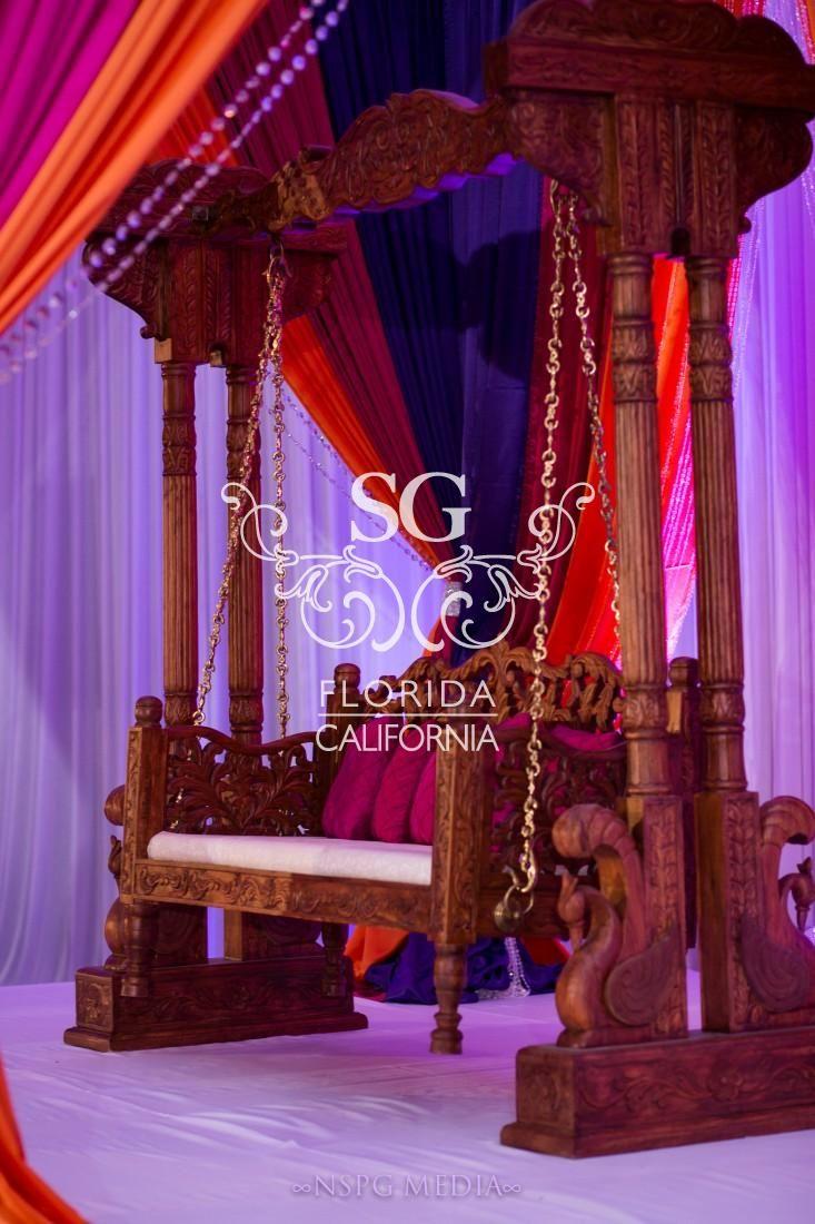 Mehndi decor Sangeet decor Garba decor Moroccan
