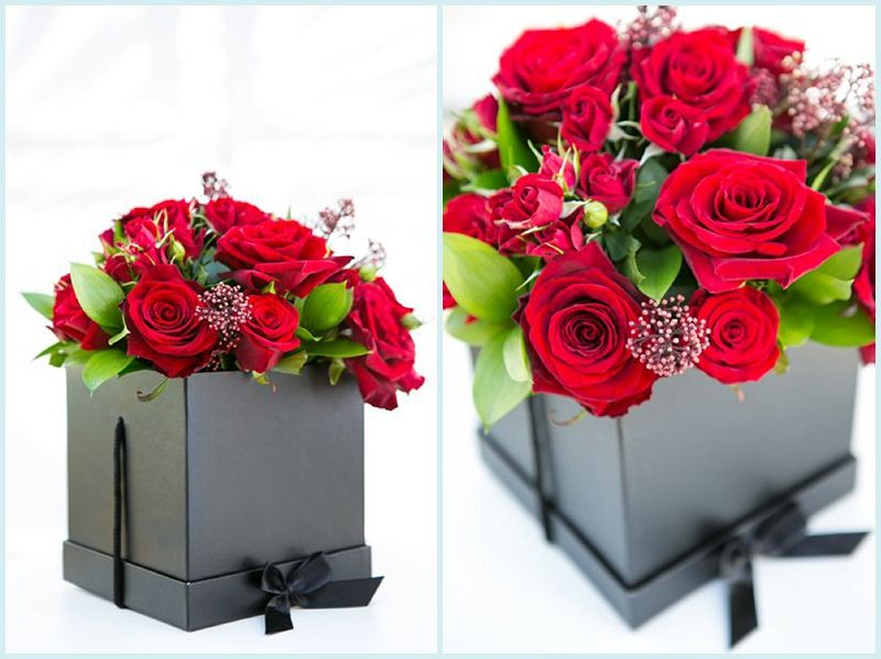 flowers arrangements for valentine - google search | flores, Ideas