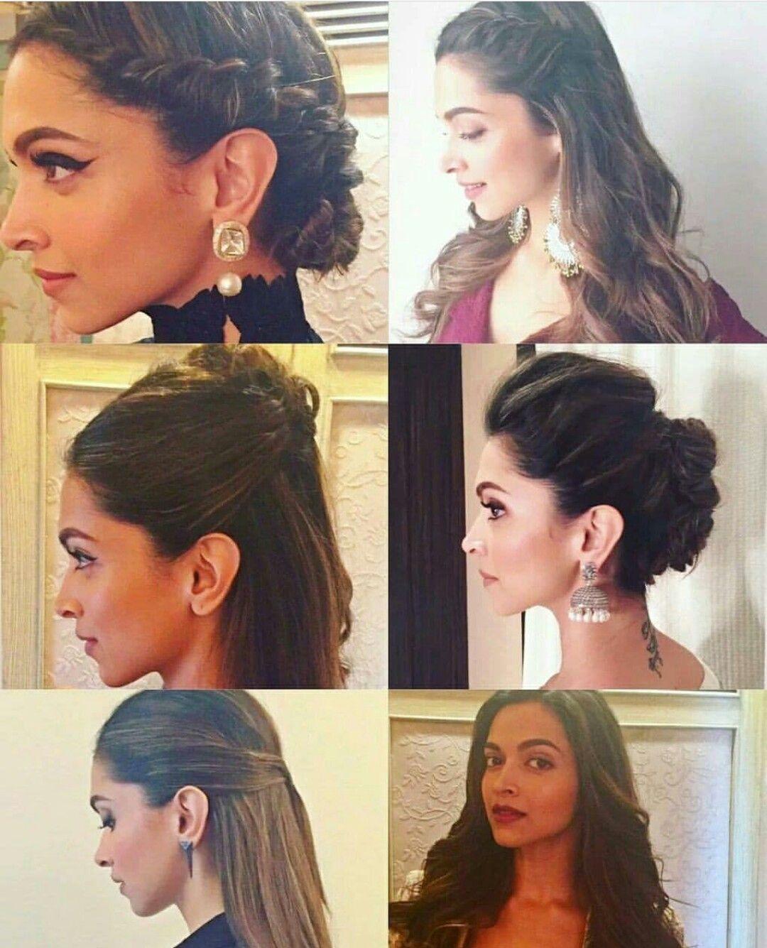 #pintrest@Dixna deol | hairstyle beauty | Deepika ...