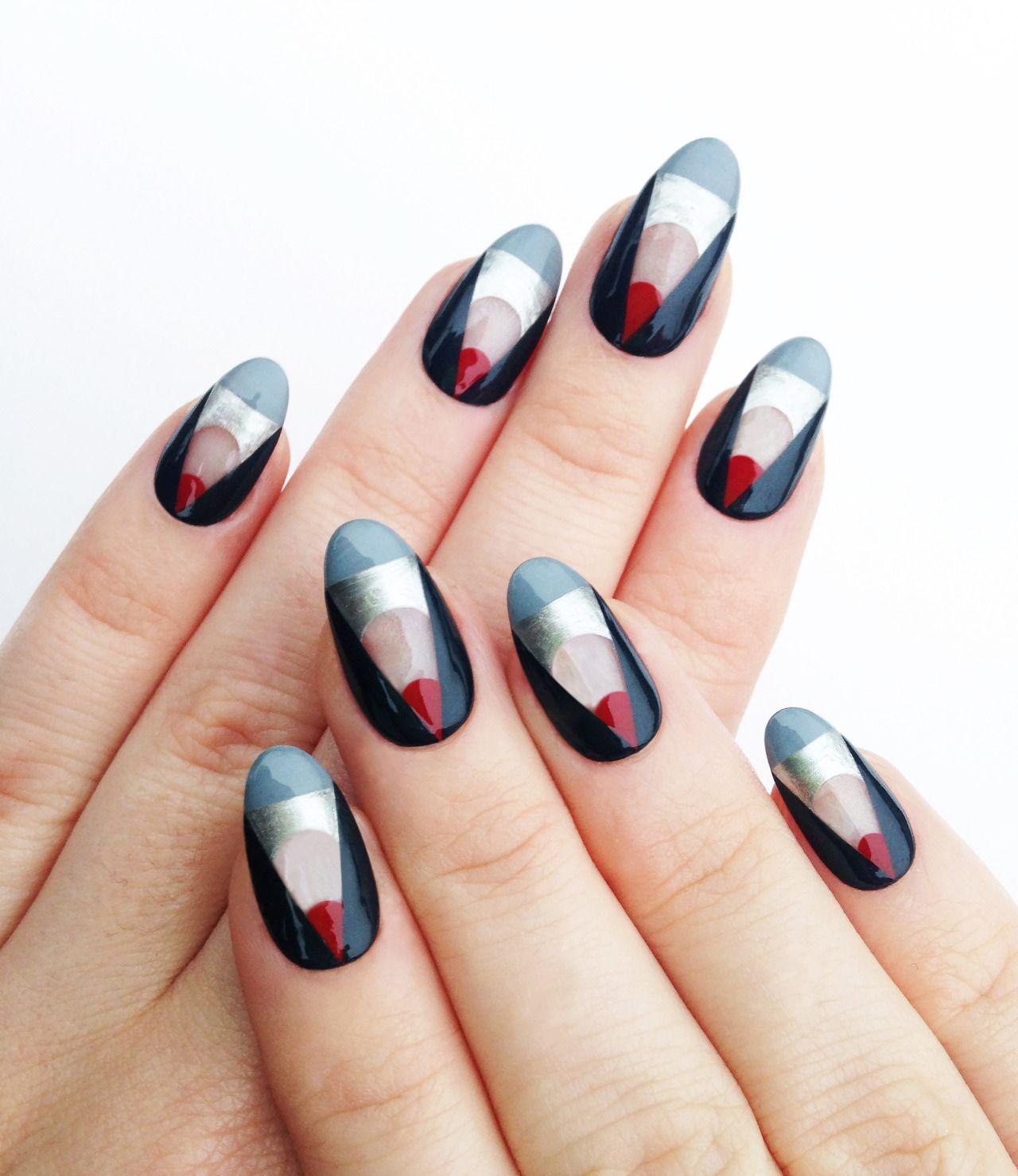 19) Tumblr | Nail Inspiration | Pinterest | Nagelkunst Design ...