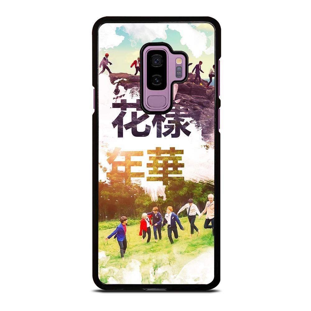 PAPILLON BTS Samsung Galaxy S9 Plus Case - Casefine