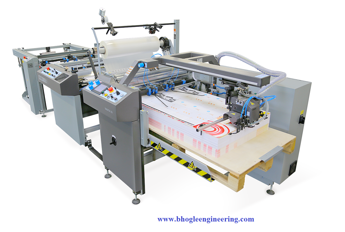 Bhogle Engineering Is One Of The Best Thermal Lamination Machine Manufacturer Aurangabad Thermal Manufacturing Aurangabad