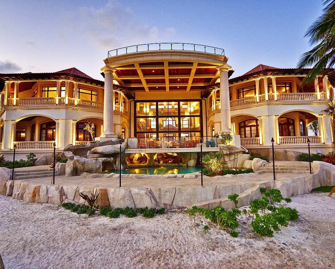 62 000 000 Cayman Island Mega Mansion Modernmansions