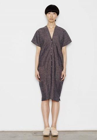 Study Kimono Dress - Nicole Kwon Concept Store - 1