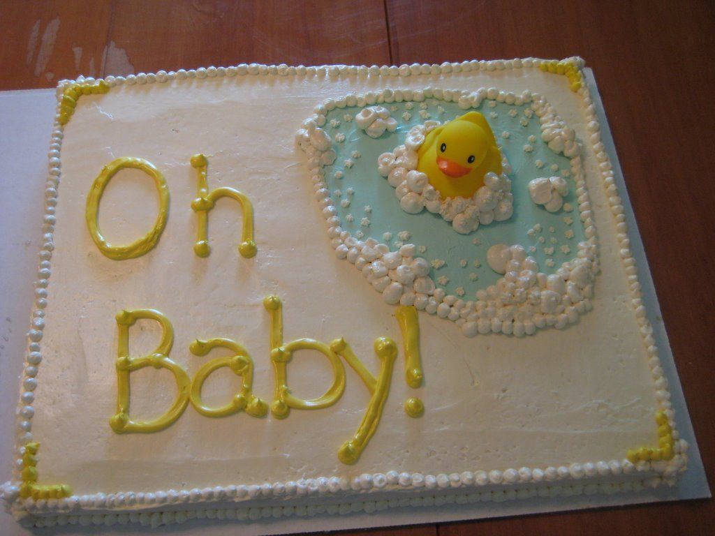baby shower sheet cakes baby shower cake omtown girl cake ideas